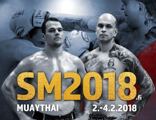 Thainyrkkeilyn SM-kilpailut 2018