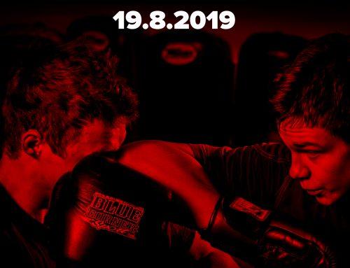 Thainyrkkeilyn syksyn peruskurssi alkaa MA 19.8.2019