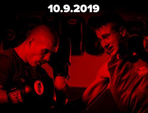 Nyrkkeilyn peruskurssi 10.9.2019 alkaen