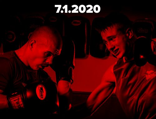 Vuosi 2020 starttaa nyrkkeilyn peruskurssilla 7.1 !