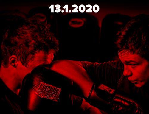 Vuoden 2020 toinen peruskurssi: Thainyrkkeily 13.1
